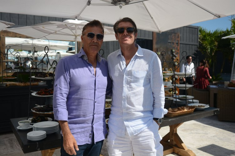Eric Milon & Michael Capponi