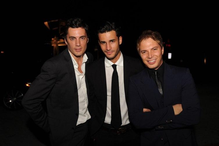 Fabian Basabe, Renato Freitas, & Nick D'Annunzio