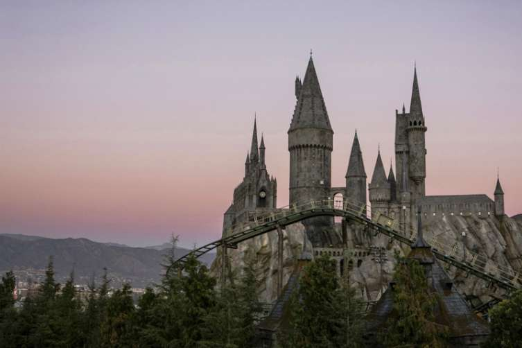 The Wizarding World of Harry Potter at Universal Studios Hollywood 6