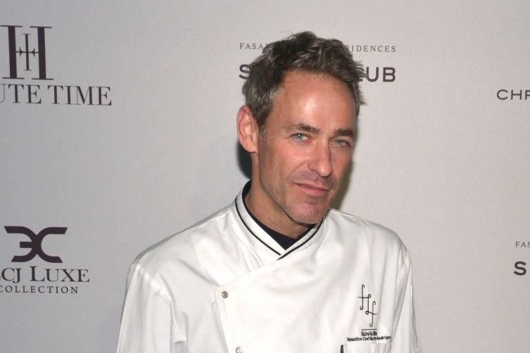 Chef Martin Rodrigue