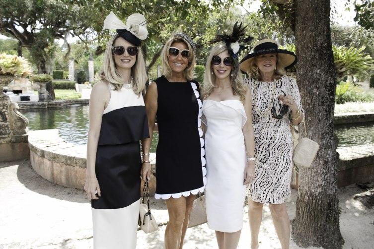 Hadley Henriette, Tina Carlo, Bronwyn Miller, Marcia McLane