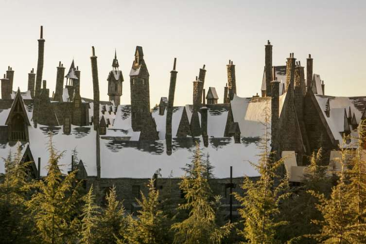 The Wizarding World of Harry Potter at Universal Studios Hollywood 4