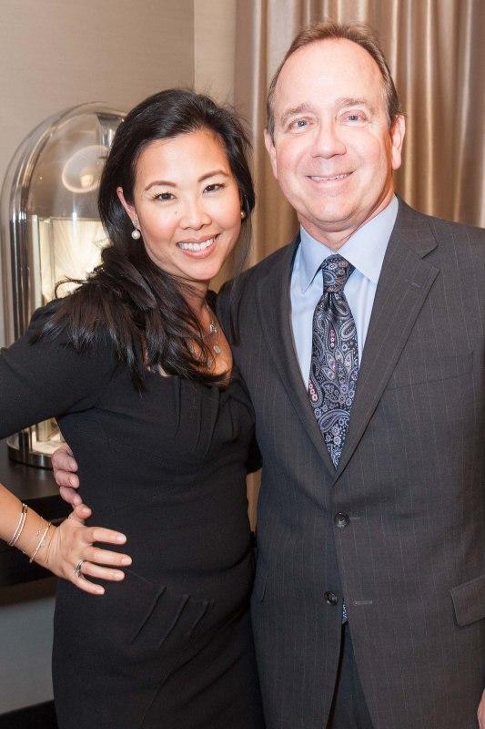 Helen Yi, Larry Pelzel