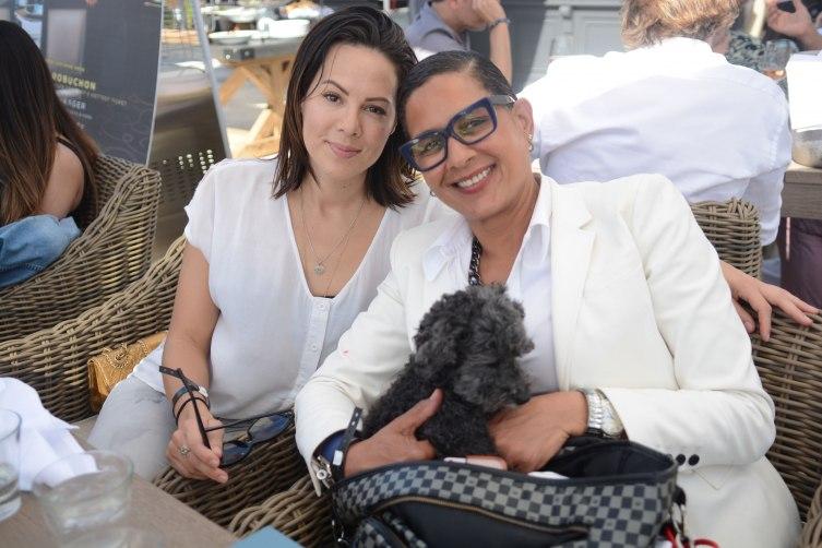 Ika Leveque & Lindsay de Los Santos