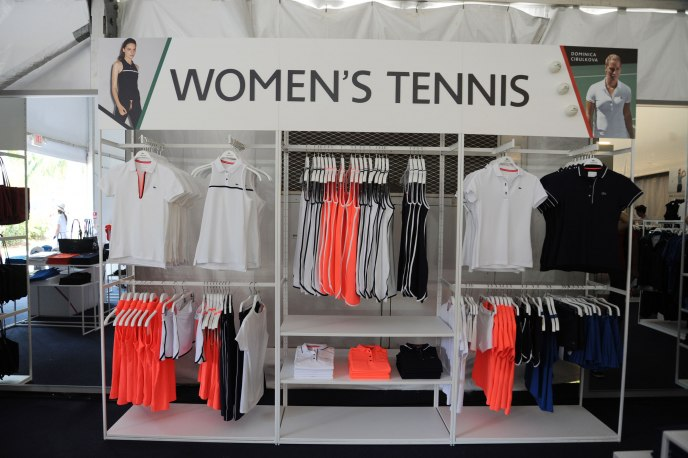 Lacoste Boutique at the Miami Open 2015 - 4 (1)
