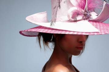 Marilena Romeo Dubai World Cup Hats