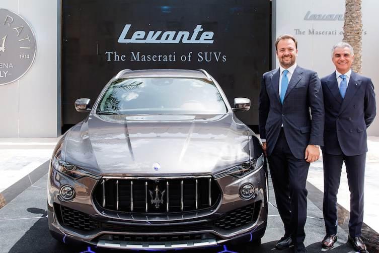 Maserati Dubai
