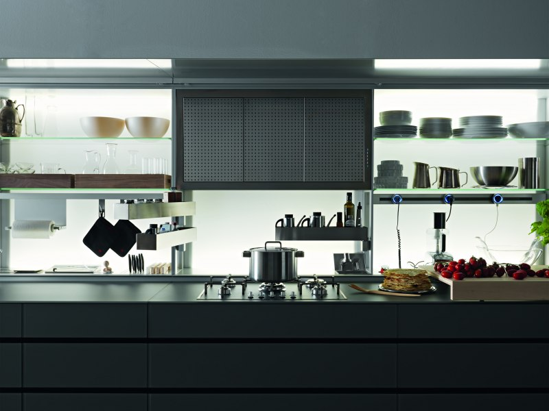 Valcucine New Logica System