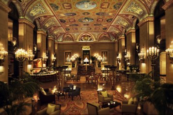 Palmer House Hilton Lobby (1)