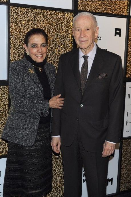 Patricia & Phillip Frost by Juan E. Cabrera