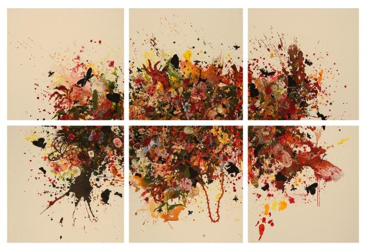 Priyantha Udagedara, 'Paradise Lost IV', Courtesy: Saskia Fernando Gallery