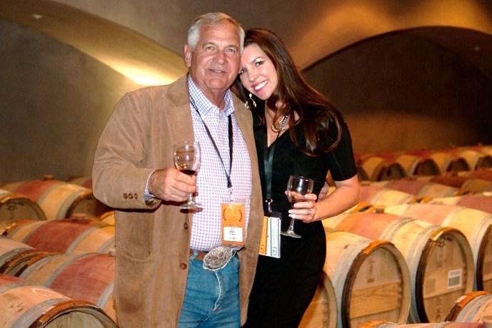 Robin and Michelle Baggett