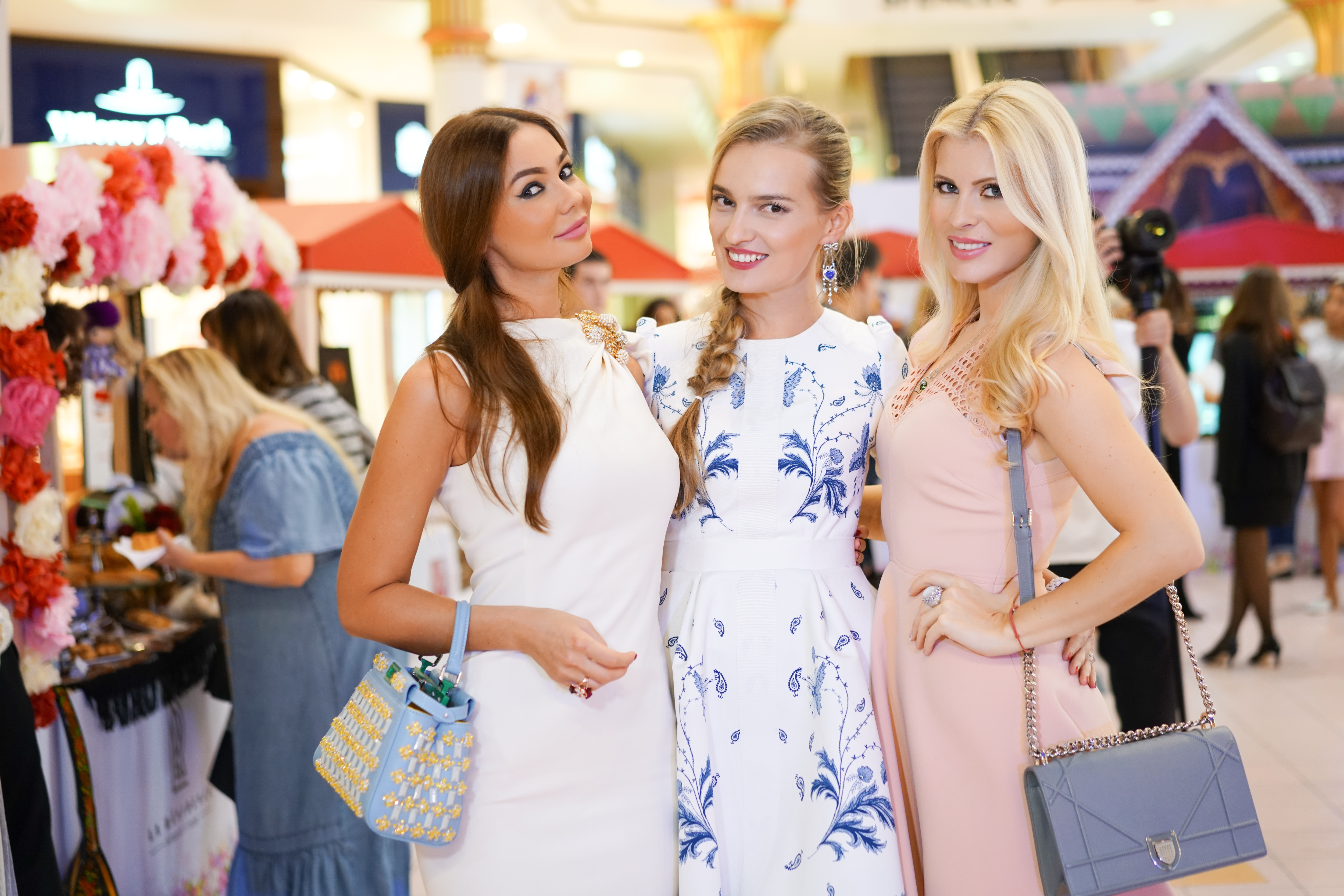 Russian Style Visitors Of Festival 57