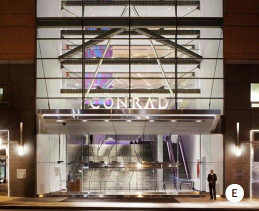 CONRAD HOTEL 102