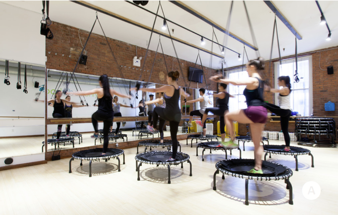The top 5 boutique fitness studios in new york city for Best boutique hotels nyc 2016
