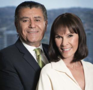 Haim and Cheryl Shabam
