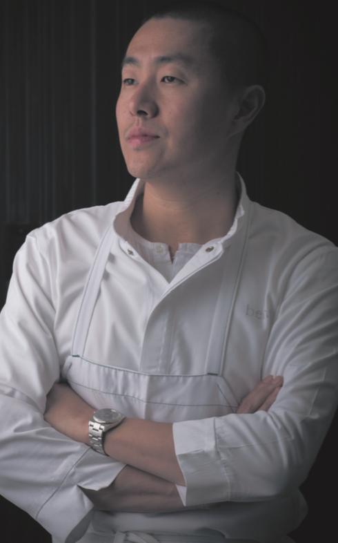 Chef Corey Lee KC
