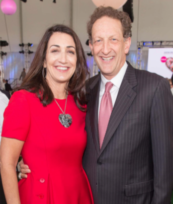 PAM AND LARRY BAER