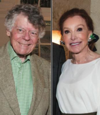 Gordon and Ann Getty