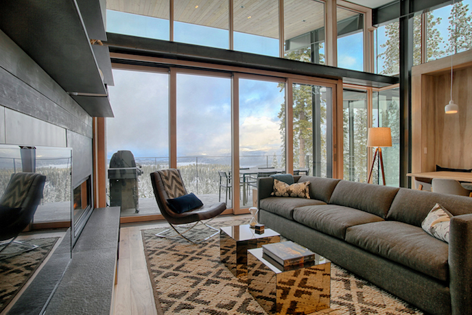Stellar Residence 3, Living area