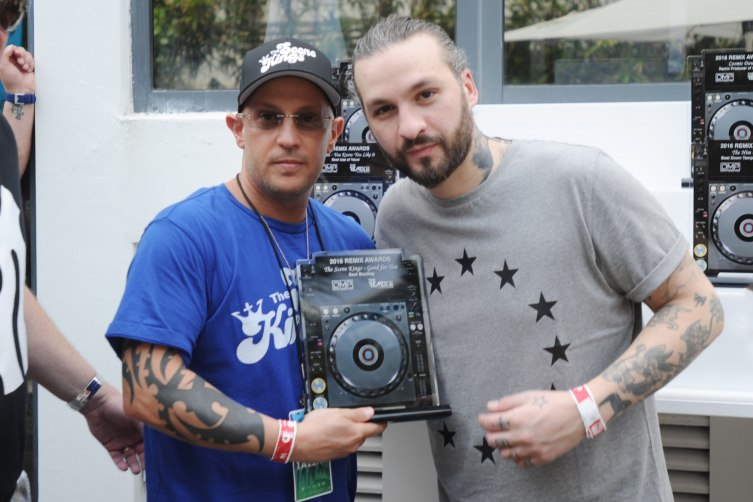 The Scene Kings & Steve Angello
