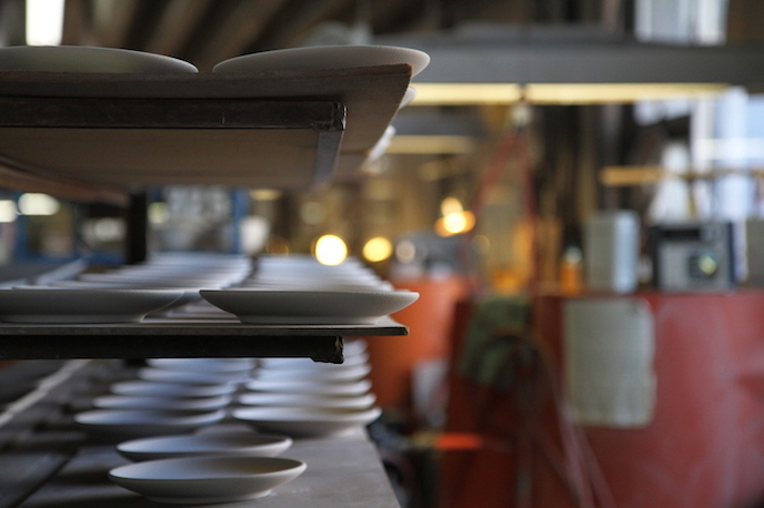 Heath Ceramics Factory - Sausalito