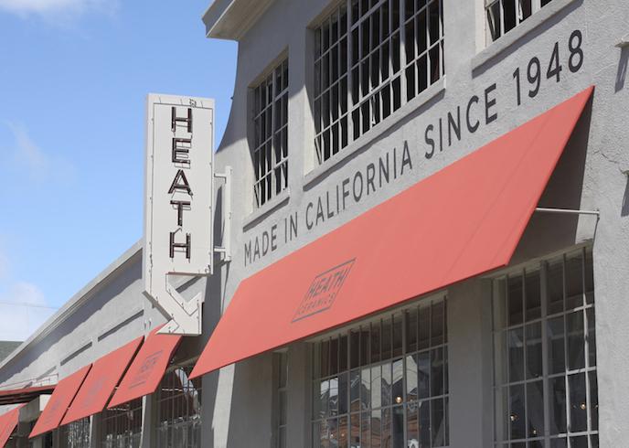 Heath San Francisco Factory and Showroom