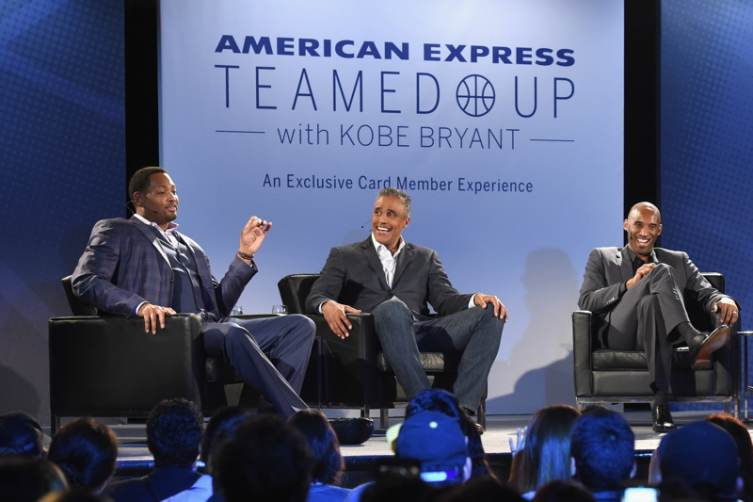 American Express Teams Up With Kobe Bryant 2