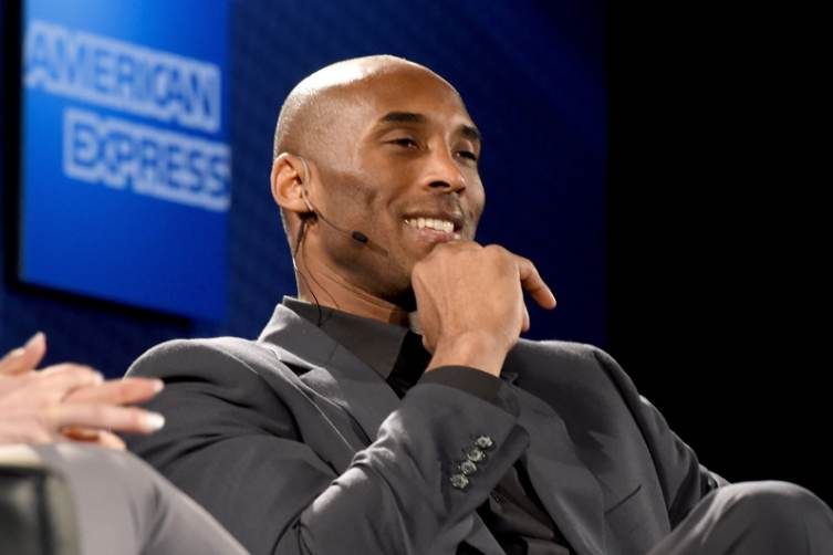 American Express Teamed Up With Kobe Bryant at Conga Room on March 29