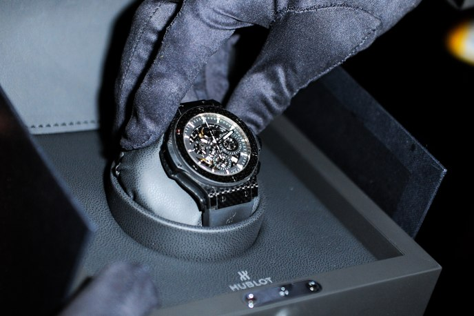 Hublot Big Bang Aero Bang Carbon 44