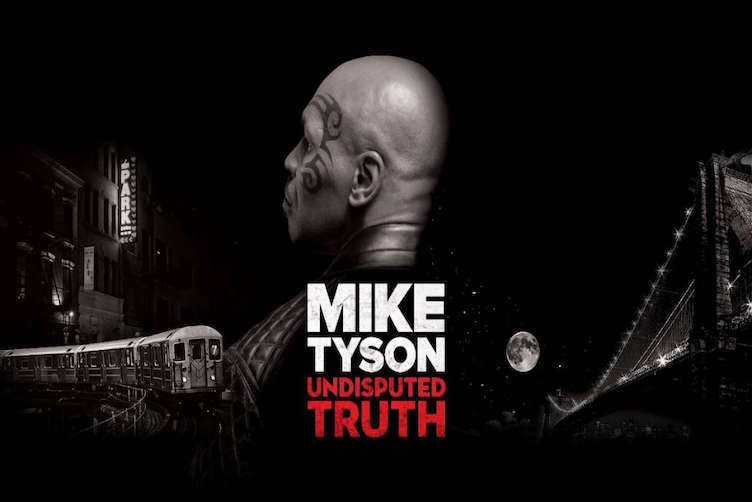 Mike Tyson Brings His One Man Stage Show Back To Vegas