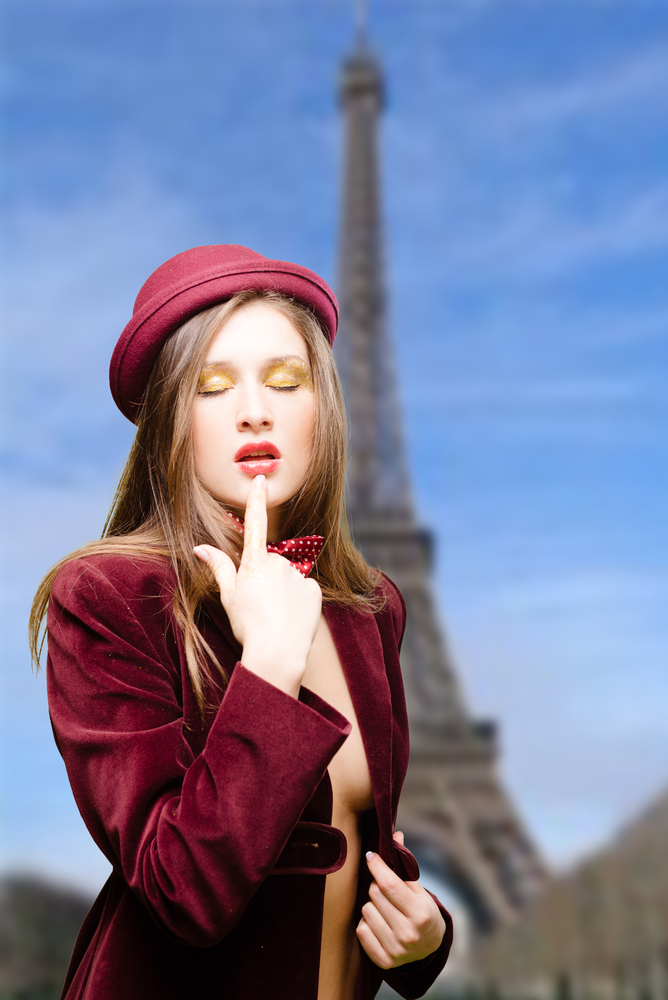 Ludovic Du Plessis On Why Are French Women So Beautiful