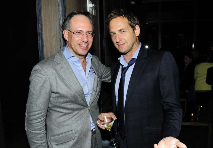 "Andrew Saffir, Josh Lucas== Disney with The Cinema Society & Samsung host the after party for ""The Jungle Book""== The Skylark, NYC== April 7, 2016== ©Patrick McMullan== Photo - Paul Bruinooge/PMC== =="