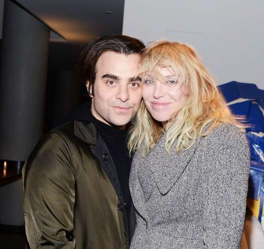 Nicholas Jarecki, Courtney Love