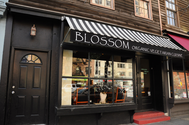 Blossom Is A Vegan Restaurant Group Committed To Creative Roach Animal Free Eating In New York City Located Hell S Kitchen Du Jour