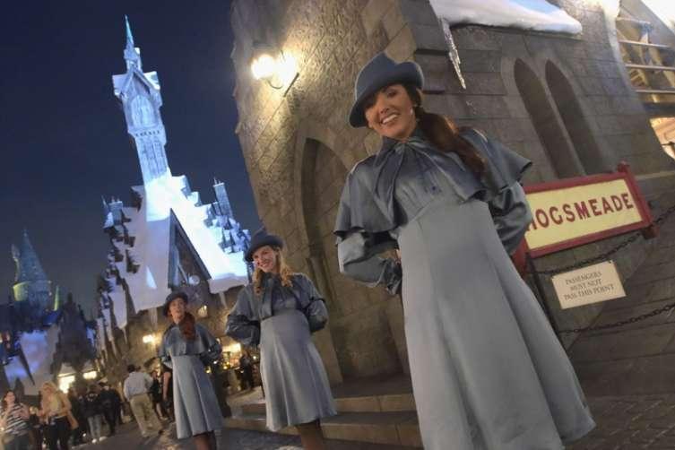 Universal Studios' Wizarding World of Harry Potter Opening 10
