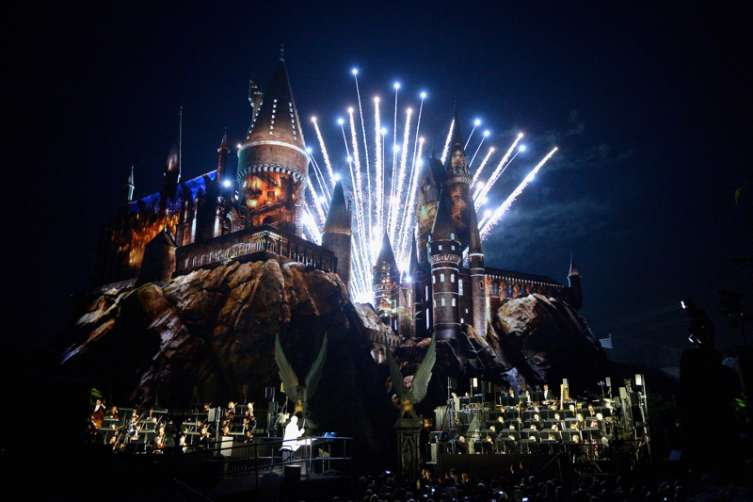 Universal Studios' Wizarding World of Harry Potter Opening 9