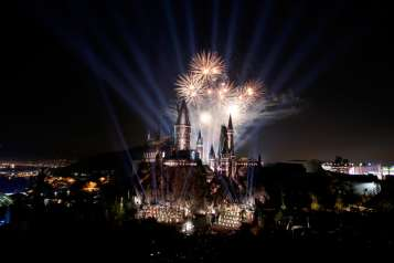 """Universal Studios' ""Wizarding World of Harry Potter Opening"" – Show"""