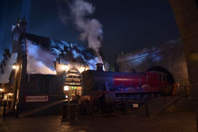 Universal Studios' Wizarding World of Harry Potter Opening 11
