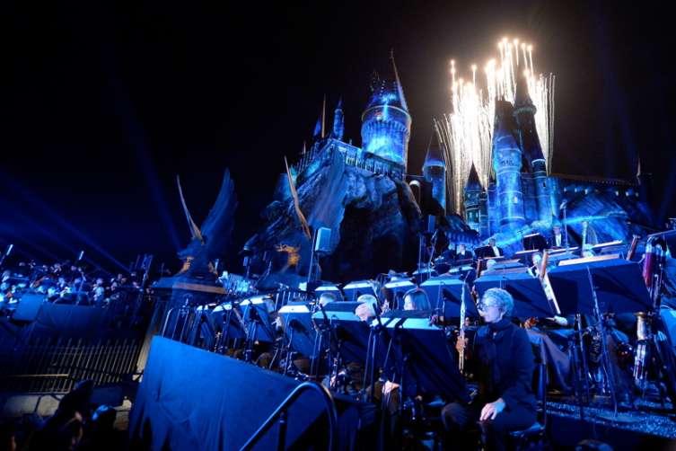 Universal Studios' Wizarding World of Harry Potter Opening 12