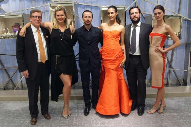 Haute Living & Pasquale Bruni celebrate Cheryl Saban 12