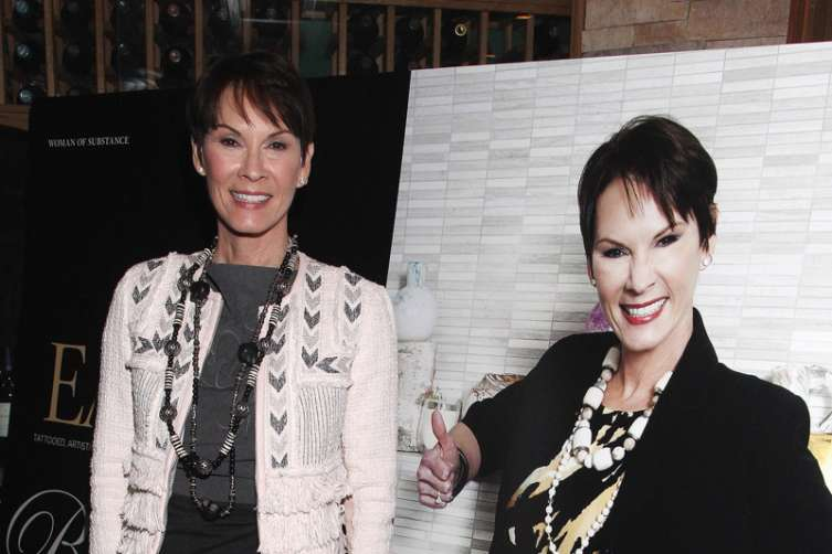 Cheryl Saban is celebrated by Haute Living & Pasquale Bruni at Mastro's Beverly Hills