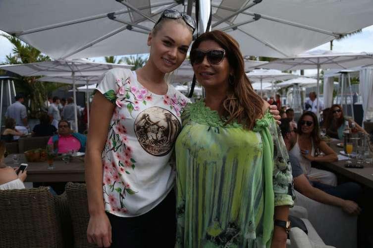 Alena Shaukun & Martha De La Croix
