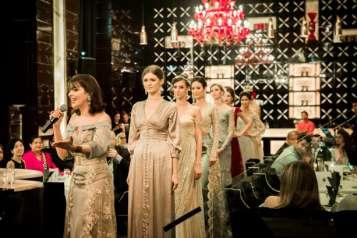 Anisha Mirsa Dubai Fashion Dr. Nasrine