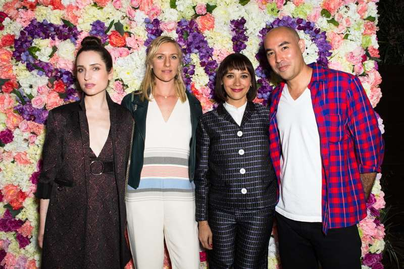 Zoe Lister Jones, Mickey Sumner, Rashida Jones, Max Osterweis