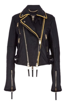 The Biker Jacket by Burberry.