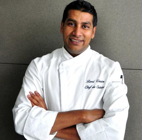 Chef Remi Dr. Nasrine Abushakra for Haute Living