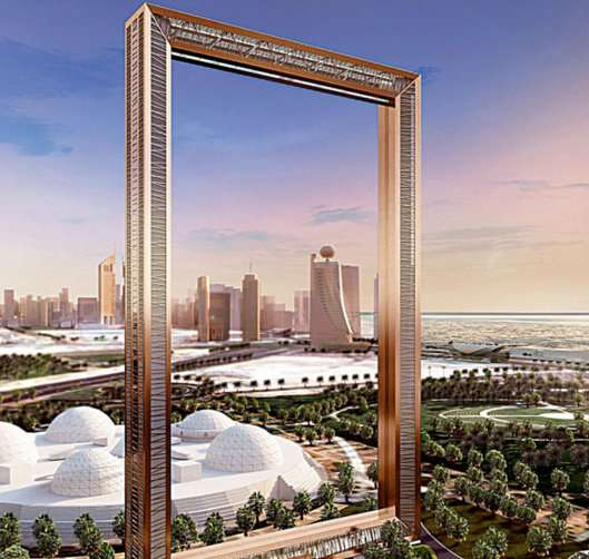 Eyeglass Frame Dubai : Haute 5: Dubais Hautest New Projects