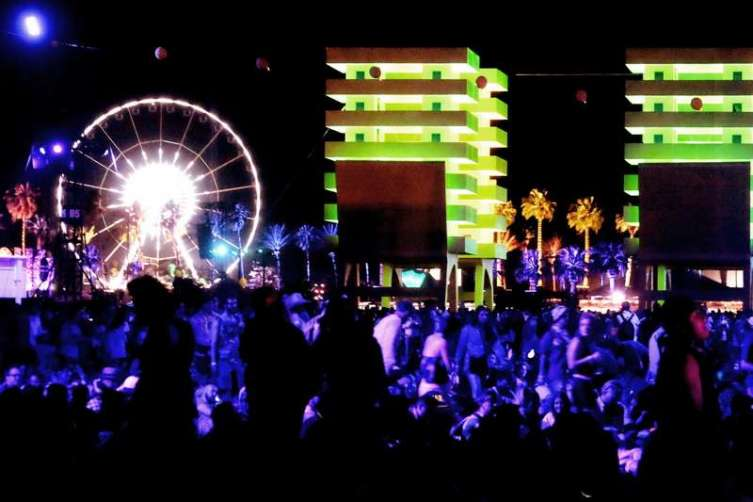 Tag Heuer at Coachella 5