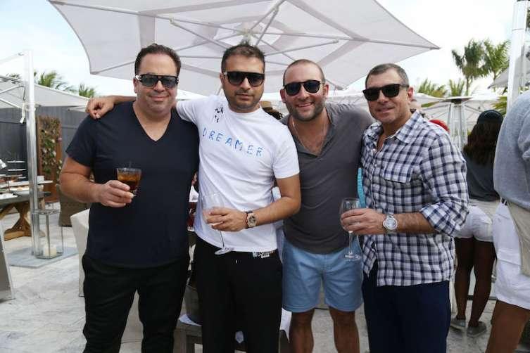 Joey Goldman, Kamal Hotchandani, Keith Menin, & Antonio Misuraca